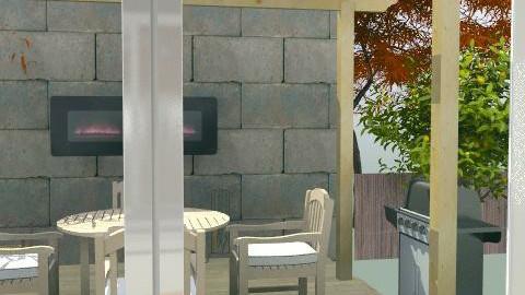 casa mi sueño - Rustic - Kitchen  - by ARMIDA 1