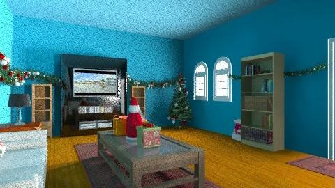 homewarming - Living room - by dynasty