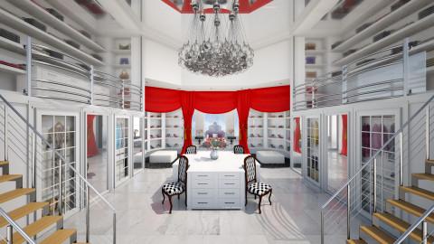 Dressing Room - by crosette
