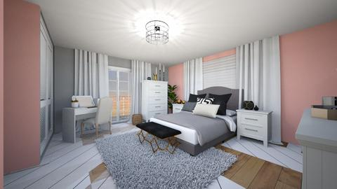 My Bed Room Revamp 3 - Bedroom - by Baked Boss