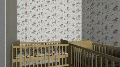 Kids Room - Vintage - Kids room  - by Samantha Debra Allen