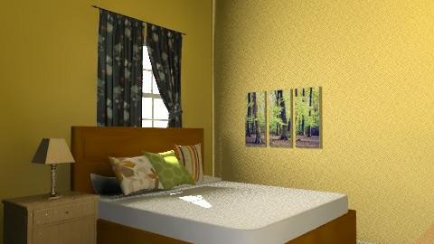 Pastels2 - Minimal - Bedroom  - by pastels