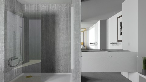 Bathroom - Modern - Bathroom - by Carliam
