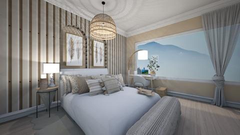 CR Beige Bedroom - Bedroom  - by weinsteinkids