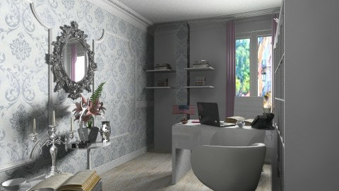 ralu office B3 - Glamour - Office  - by Aeea P