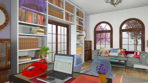 Modern Traditional Study - Eclectic - by Trimble Official