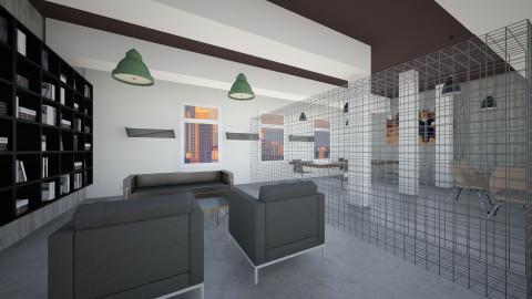Urban office - Eclectic - Office  - by Jacqueline De la Guia