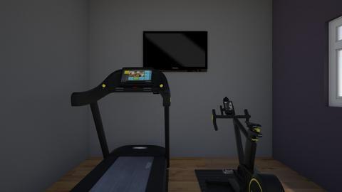 gym - by adriafm88