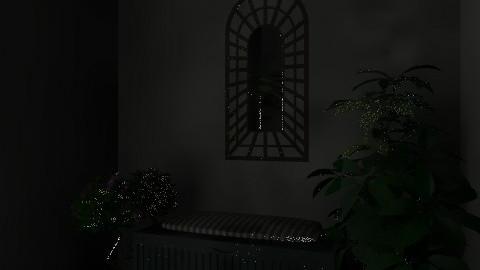 2nd bedroom deck - Eclectic - Garden  - by mbjackson