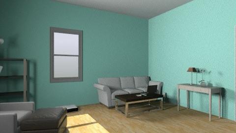 living room 1 - Minimal - by chloeizabelle