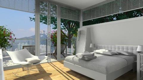 212 - Modern - Bedroom  - by Ivana J