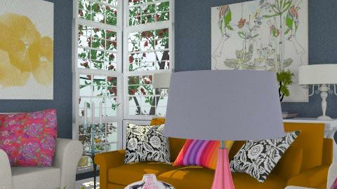 A Twist of Zing 2 - Eclectic - Living room  - by Patrick Mallaley