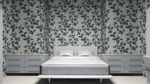 Adult Room - Retro - Bedroom  - by morven