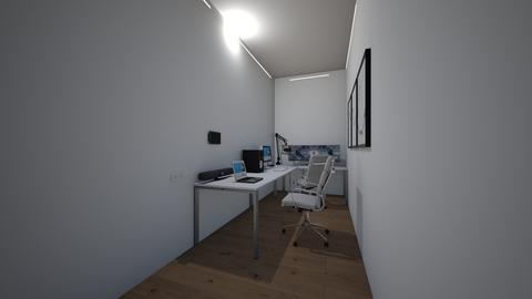 Camera room_workplace  - by saratevdoska