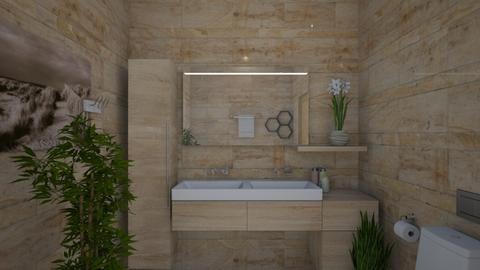 Cutiee10 - Bathroom  - by Dimmi123