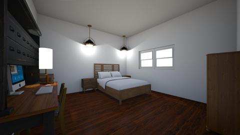 Bedroom - Bedroom - by OHNO2020