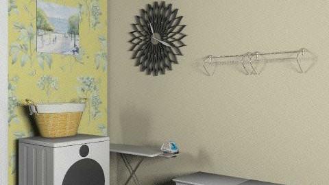 Laundry Room - Country - by KViaene