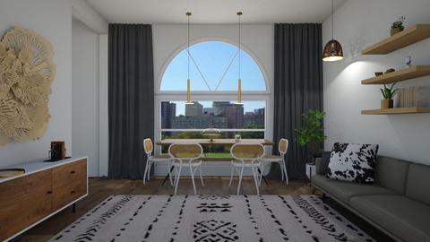 hwj - Living room  - by herrincook