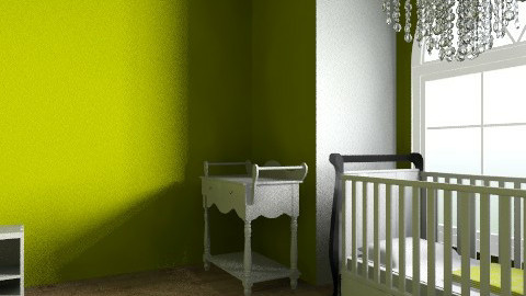 baby room - Minimal - Kids room  - by epecebe
