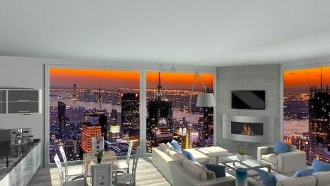 NY Flat - Modern - by Szasza