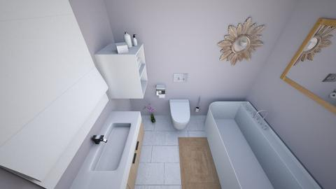 s bathroom 1 - Bathroom - by myssachidz