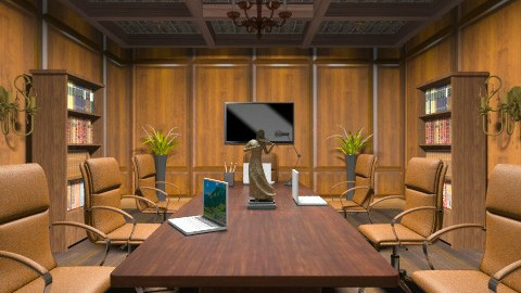 Boardroom - Modern - Office  - by deleted_1566988695_Saharasaraharas