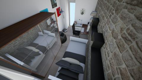 OliwiaRoom - Modern - Bedroom - by opaswiktoria