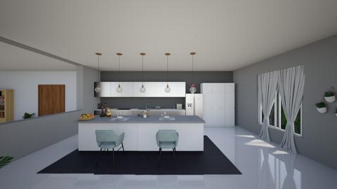 kitchen - Kitchen  - by nihalruttala