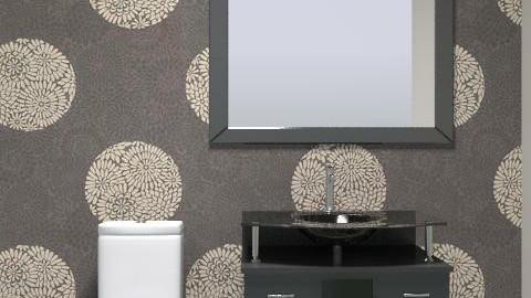 Wasroom - Glamour - Bathroom  - by misshidalgo