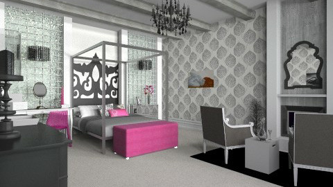romance - Eclectic - Bedroom  - by decor82