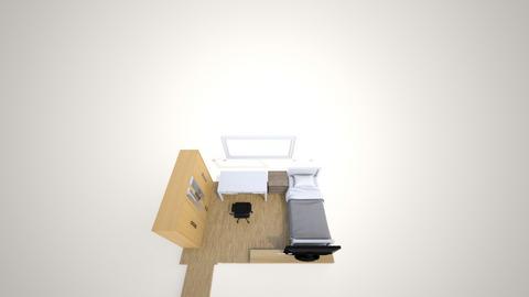 cuarto fran v2 - Bedroom  - by franchuno05
