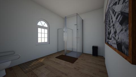 FUTURO - Bathroom  - by nhf