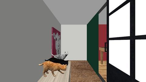 Nicoles apartment - by 21dahrinico