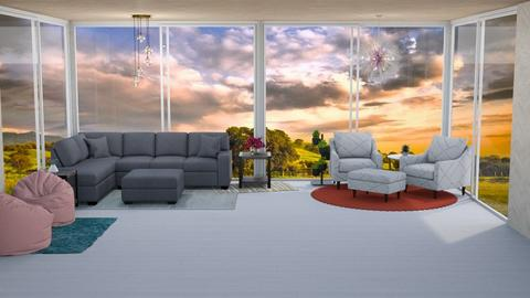 Calm living room - Living room  - by Coco_Iover