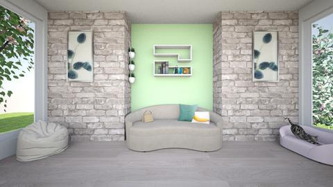 sage - Bedroom  - by Alexa01