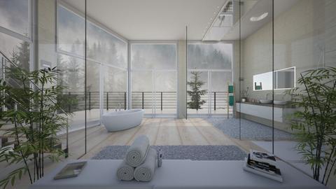 Luxury Bathroom - Classic - Bathroom  - by patriicia popa