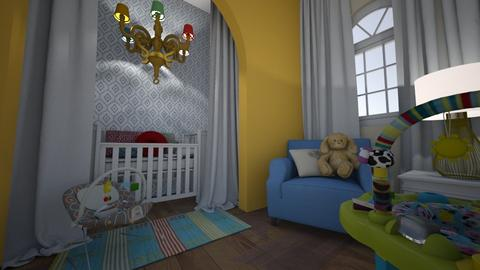 Room - Eclectic - Kids room  - by Katie Whitley
