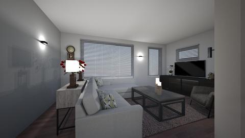 elsjan - Living room - by Martineschreur
