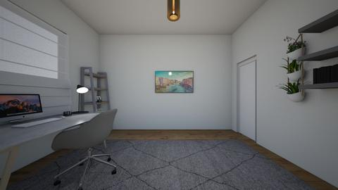 Margem office 9 - Office - by Medina Touch