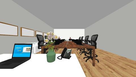 Syaza - Office  - by Ajaa97