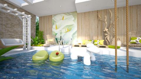 pool - by ana111