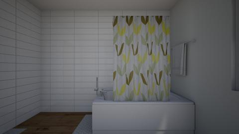 Bathroom - Bathroom  - by Raeganes