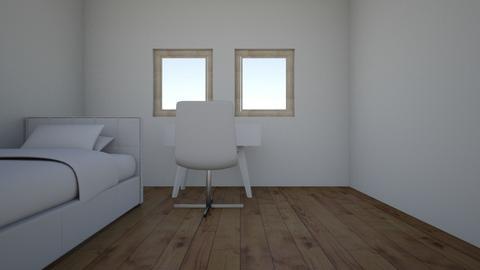 mi cuarto - by Sandragonbil