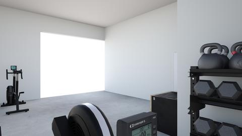 2 Car Garage Template - by rogue_59377827c9e9da5fc37c901b289a8