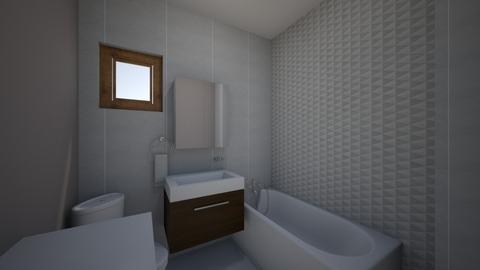 BAIE ACASA - Bathroom  - by Andradatodo