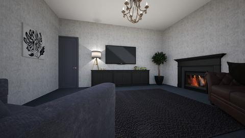 Test - Living room  - by zack hynd