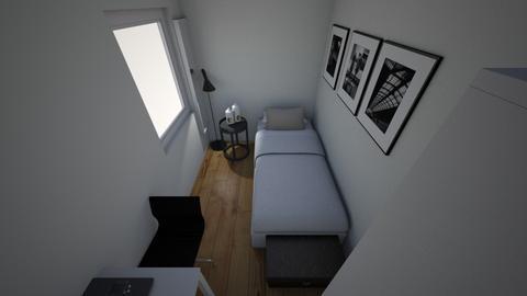 Christina - Bedroom  - by mari92u6