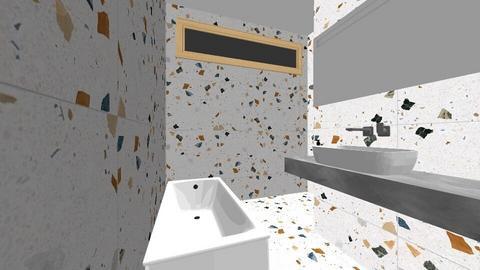 bathroom 1 - Bathroom - by tayagregory