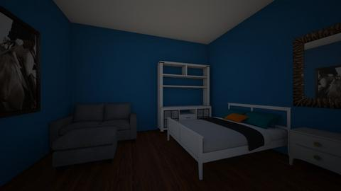 Bootiful bedroom  - Modern - Bedroom  - by bridgetbailey