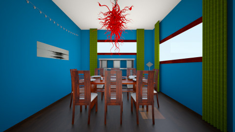 cool dining - Dining room - by Shinedown